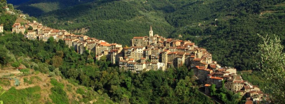 Visitare Dolceacqua, Apricale, Triora, Taggia, La Pigna