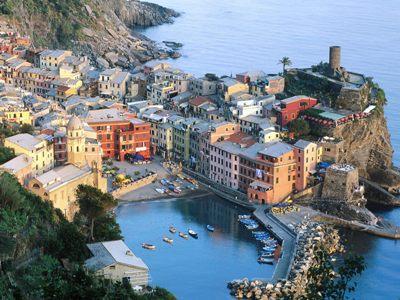 Tour dalle Cinque Terre alla Riviera