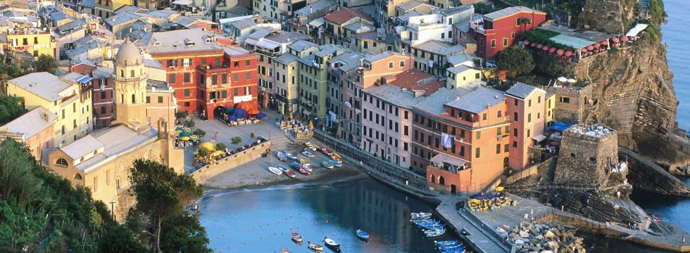 Liguria Divina: Tour from Cinque Terre to the Ligurian Riviera