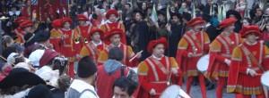 Corteo storico di Taggia
