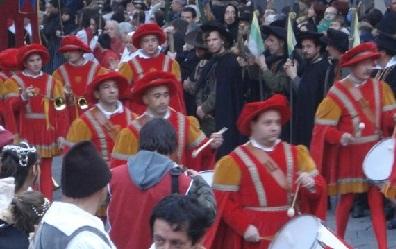 Corteo Storico della Festa di San Benedetto a Taggia
