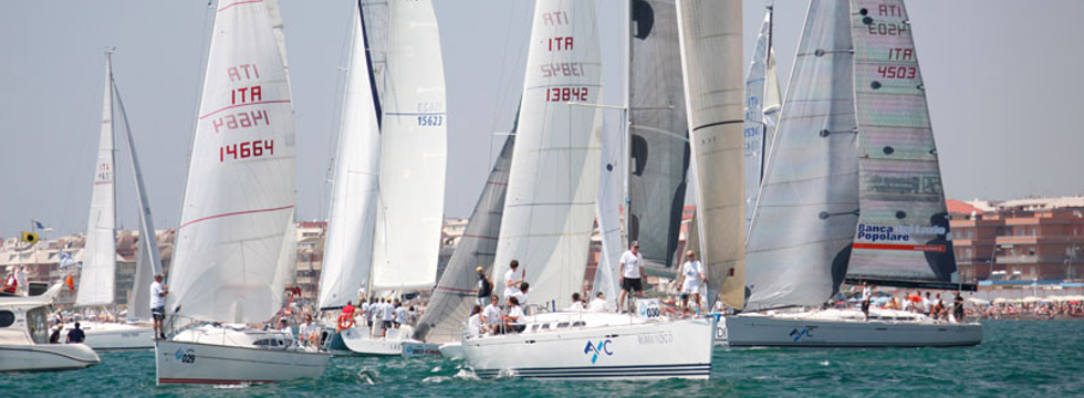Regate Vela Sanremo Yacht Club