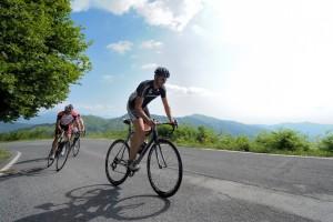 Vacanze in bici nella Riviera Ligure - percorsi facili