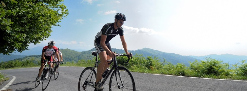 Vacanze in bici nella Riviera Ligure percorsi facili
