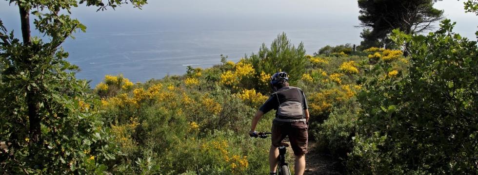 MTB Woche San Remo und westliches Ligurien