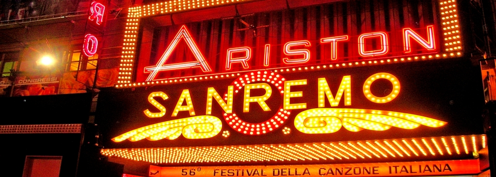 Italian Song Festival of San Remo